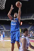18 Agosto 2013 Torneo di Anversa Belgio<br /> ITALIA vs ISRAELE : STEFANO MANCINELLI<br /> Foto Ciamillo