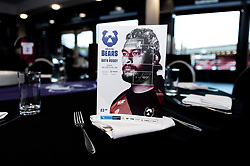 General views of the Heineken Lounge before gates open at Ashton Gate - Mandatory by-line: Ryan Hiscott/JMP - 18/10/2019 - RUGBY - Ashton Gate - Bristol, England - Bristol Bears v Bath Rugby - Gallagher Premiership Rugby