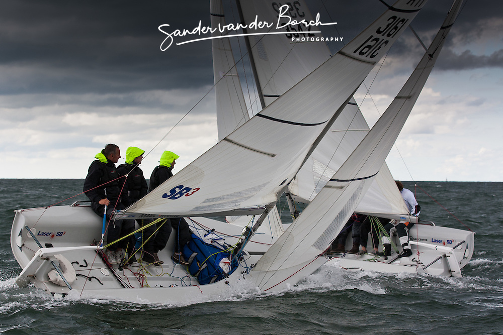 North Sea Regatta, Scheveningen, the Netherlands, June 11th 2011  © Sander van der Borch