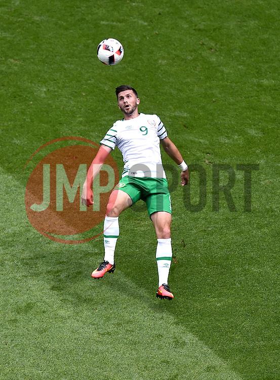 Shane Long of Republic of Ireland  - Mandatory by-line: Joe Meredith/JMP - 26/06/2016 - FOOTBALL - Stade de Lyon - Lyon, France - France v Republic of Ireland - UEFA European Championship Round of 16