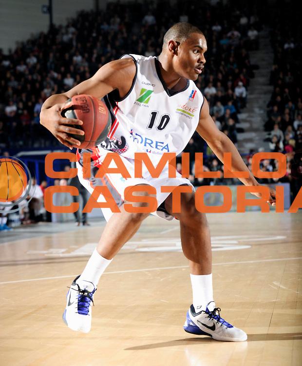 DESCRIZIONE : Championnat de France Pro A Semaine des As Roanne Demi Finale<br /> GIOCATORE : Aboudou Jordan<br /> SQUADRA : Chalon <br /> EVENTO : Pro A Semaine des As<br /> GARA : Chalon Nancy<br /> DATA : 18/02/2012<br /> CATEGORIA : Basketball France Homme<br /> SPORT : Basketball<br /> AUTORE : JF Molliere<br /> Galleria : France Basket 2011-2012 Action<br /> Fotonotizia : Championnat de France Basket Pro A Semaine des As<br /> Predefinita :