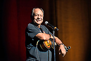 Cheech Marin performing during the Loud Mouth Comedy Tour