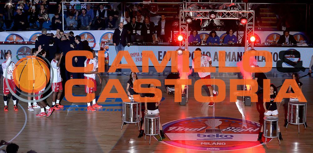 DESCRIZIONE : Milano BEKO Final Eigth 2015-16 Olimpia EA7 Emporio Armani Milano Sidigas Scandone Avellino GIOCATORE : Krunoslav Simon<br /> CATEGORIA : Presentazione<br /> SQUADRA : Olimpia EA7 Emporio Armani Milano<br /> EVENTO : BEKO Final Eight 2015-2016 GARA : Olimpia EA7 Emporio Armani Milano Sidigas Scandone Avellino <br /> DATA : 21/02/2016 <br /> SPORT : Pallacanestro <br /> AUTORE : Agenzia Ciamillo-Castoria/I.Mancini<br /> Galleria : Lega Basket A 2015-2016 Fotonotizia : Milano Final Eight 2015-16 Olimpia EA7 Emporio Armani Milano Sidigas Scandone Avellino <br /> Predefinita :