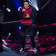 NLD/Hilversum/20141114 - The Voice of Holland 1e show, Eloy Smit