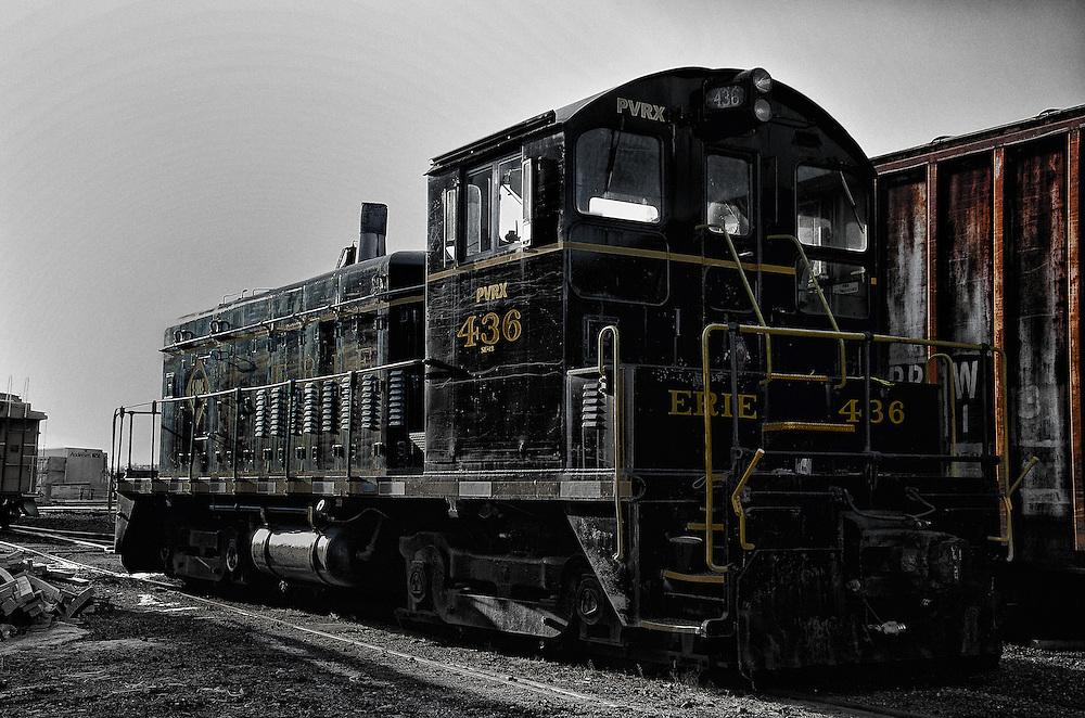 Black River Railroad Historical Trust.