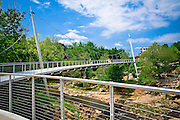 Liberty Bridge - Downtown Greenville, SC