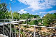 Liberty Bridge - Downtown Greenville, SC