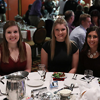 ROANOAKE, VA - DECEMBER 14: during the Stage Bowl 45 Championship banquet at the Sheraton Roanoke on December 14, 2017 in Roanoke, VA.  (Photo by Steve Frommell, d3photography.com)