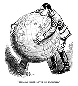 World War 2 - Punch Cartoon Selection - See Galleries for Complete Set