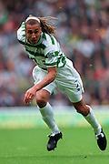 HENRIK LARSSON.GLASGOW CELTIC FC.29/08/1999.EF26F8C