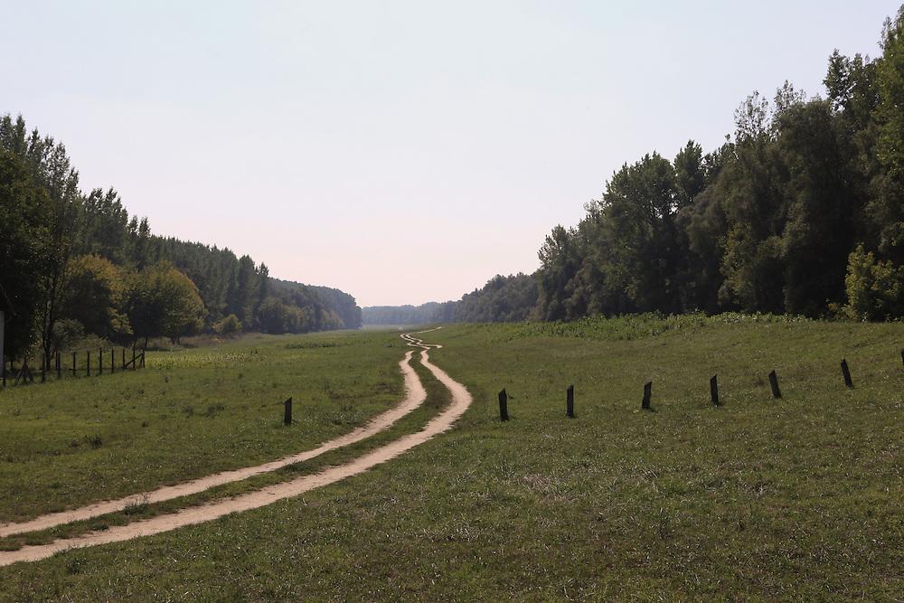 A few km away from Liberland, near Dondo and Bezdan, Serbia
