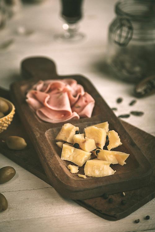Picadas, fotografia gastronomica