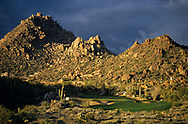 950130/Troon GC, Scotsdale, Arizona, USA/Photo Mark Newcombe<br />