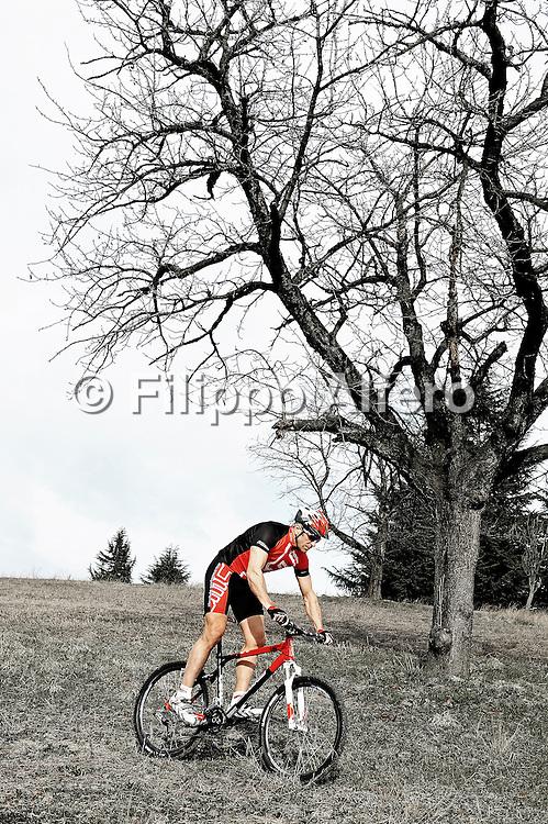 &copy; Filippo Alfero<br /> Torino, 12/02/2009<br /> sport , ciclismo<br /> BMC Cycles - Ride