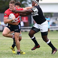 General views during The Cell C Shark 19's and Golden Lions 19's at Growthpoint Kings Park KP2 in Durban, South Africa. 6th October 2017 (Photo by ( Steve Haag Sports)