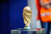 World Cup during the spanish league, La Liga, football match between Atletico de Madrid and Rayo Vallecano on August 25, 2018 at Wanda Metropolitano stadium in Madrid, Spain, Photo Oscar Barroso / SpainProSportsImages / DPPI / ProSportsImages / DPPI