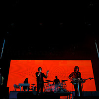 Phoenix performs during the Governors Ball Music Festival on Randall's Island in New York, NY on June 6, 2014.