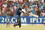 IPL 2012 Match 42 Deccan Chargers v Pune Warriors India