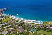 Oneloa Beach, Kapalua Resort, Maui, Hawaii