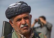Iraq, Kurdistan, Kirkuk, kurdish peshmerga on the frontline