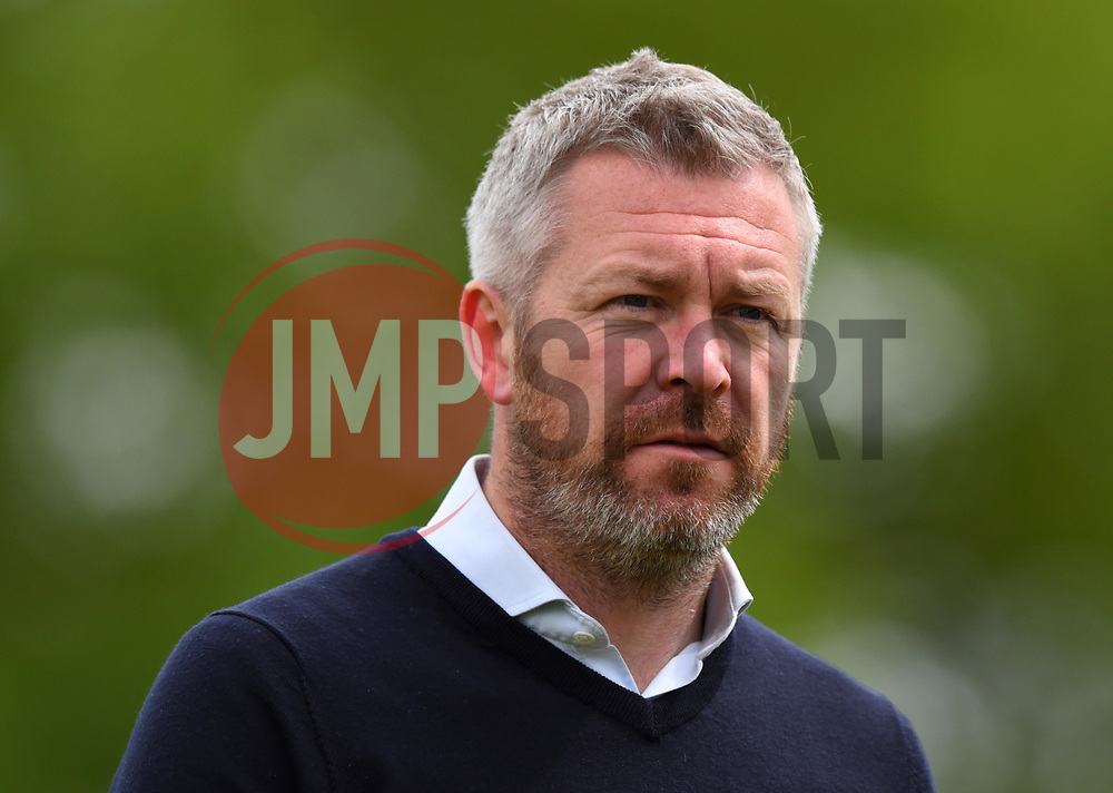 Willie Kirk manager of Bristol City Women - Mandatory by-line: Paul Knight/JMP - 12/05/2018 - FOOTBALL - Viridor Stadium - Taunton, England - Yeovil Town Ladies v Bristol City Women - FA Women's Super League 1