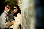 Engagement shoot in Georgetown, SC.