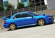 Subaru MY04 WRX STI