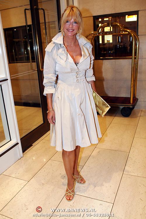 NLD/Amsterdam/20070915 - Modeshow Mart Visser najaar 2007, Babette Cremer - Sijmons