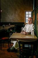 Chef Portrait - Sacramento Magazine