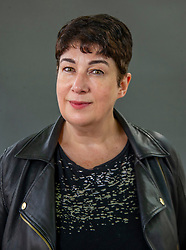 Pictured: Joanne Harris<br /><br />Joanne Michèle Sylvie Harris, MBE is an English author especially known for her award-winning novel Chocolat; later adapted for the film Chocolat.<br /><br />Ger Harley   EEm 13 August 2019