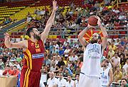 DESCRIZIONE : Skopje torneo internazionale Italia - Macedonia<br /> GIOCATORE : Luigi Datome<br /> CATEGORIA : nazionale maschile senior A <br /> GARA : Skopje torneo internazionale Italia - Macedonia <br /> DATA : 26/07/2014 <br /> AUTORE : Agenzia Ciamillo-Castoria
