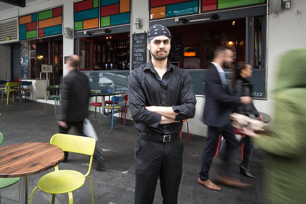 Navneet Singh. AIS. May 2016 Photo:Gareth Cooke