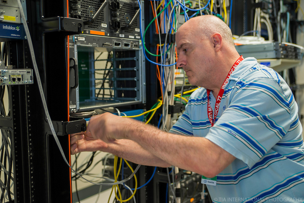 City of Seattle, Dept. of IT Photo Shoot
