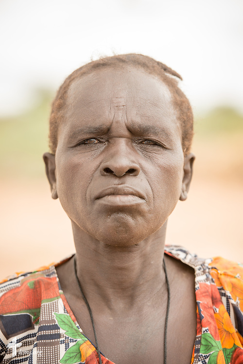 Portrait of Margrate Longor at the LCMS Mercy Medical Team on Tuesday, June 21, 2016, in Nataparkakono, a village in Turkana, Kenya.  LCMS Communications/Erik M. Lunsford
