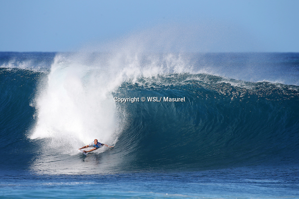Kelly Slater during Round 3.