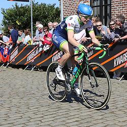 03-04-2016: Wielrennen: Ronde van Vlaanderen vrouwen: Oudenaarde  <br />OUDENAARDE (BEL) cycling  The sixth race in the UCI Womensworldtour is the ronde van Vlaanderen. A race over the famous Flemish climbs. Sarah Roy