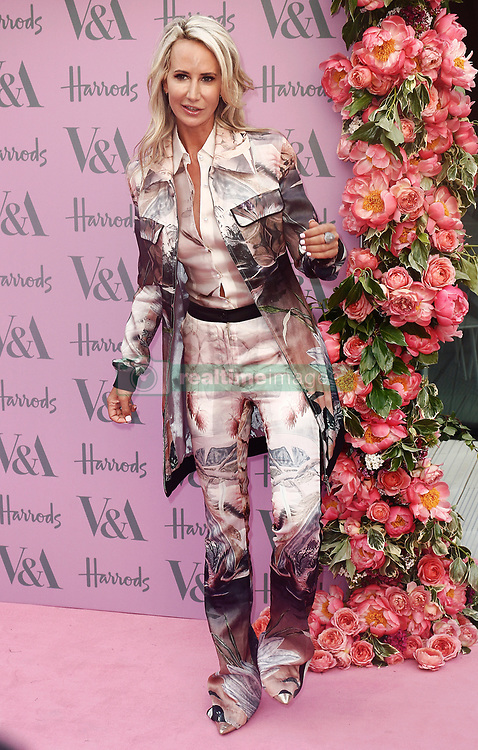 Lady Victoria Hervey attends the V&A Summer Party held at the Victoria & Albert Museum, London, England, UK on 20th June 2018.<br /><br />21 June 2018.<br /><br />Please byline: Vantagenews.com