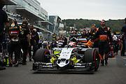 October 8-11, 2015: Russian GP 2015: Nico Hulkenberg (GER), Force India-Mercedes