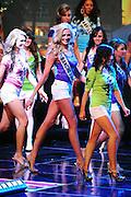 "November 22, 2009; Rancho Mirage, CA, USA; Miss Rancho Jamul Teen USA Alexis Swanstrom during the Miss California Teen USA 2010 Pageant at ""The Show"" at the Agua Caliente Resort & Spa. Mandatory Credit: Kyle Terada-Terada Photo"
