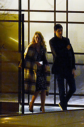 EXCLUSIVE: **STRICTLY NO WEB** Real Madrid goalkeeper Thibaut Courtois has got a new girlfriend – the ex-wife of Spanish tennis player Feliciano Lopez. The former Chelsea shot stopper's new relationship was made public this week after these photos emerged of him hand-in-hand with Spanish model and TV presenter Alba Carrillo. The 32-year-old blonde, who divorced Lopez in 2017, just three years after they married, has also dated Spanish former Grand Prix motorcycle road racer Fonsi Nieto. Courtois, a 26-year-old Belgian ionternational, announced his split from former partner Marta Dominguez, who he has two young children with, in April last year when he was still at Chelsea. Courtois, who signed for Real Madrid in August last year after saying he wanted to live closer to his children, announced he was splitting with Marta when she was about to give birth to their youngest child Nicolas. Courtois and Alba are thought to have started dating at Christmas after being introduced by mutual friends. 24 Feb 2019 Pictured: Thibault Courtois and Alba Carrillo. Photo credit: TELEOBJETIVO SL . C/CANDAMO 4. PC 28240. HOYO DE M / MEGA TheMegaAgency.com +1 888 505 6342