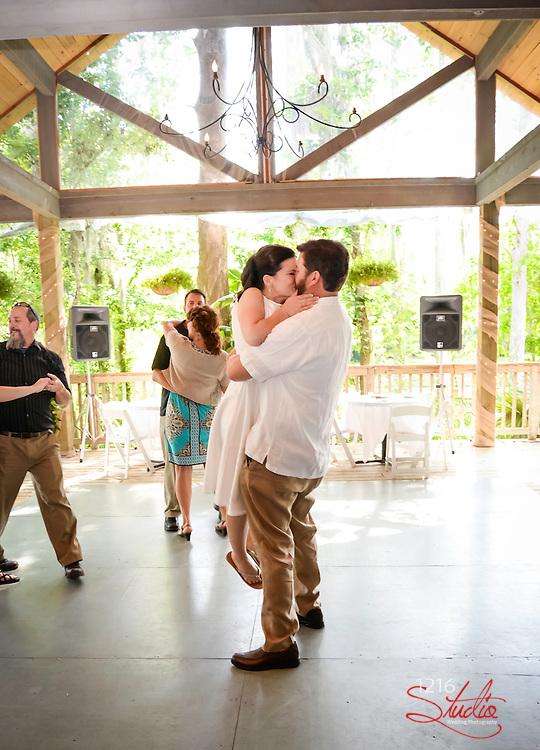 Blake & Heather | Outdoor Summer 2014 Wedding at Palmettos | 1216 Studio Wedding Photography