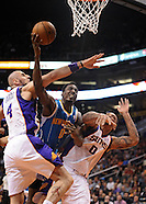 NBA: New Orleans Hornets at Phoenix Suns//201211123
