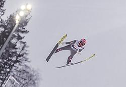 16.03.2019, Vikersundbakken, Vikersund, NOR, FIS Weltcup Skisprung, Raw Air, Vikersund, Teambewerb, im Bild Stefan Kraft (AUT) // Stefan Kraft of Austria during the team competition of the 4th Stage of the Raw Air Series of FIS Ski Jumping World Cup at the Vikersundbakken in Vikersund, Norway on 2019/03/16. EXPA Pictures © 2019, PhotoCredit: EXPA/ JFK