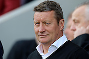Chesterfield manager Danny Wilson during the EFL Sky Bet League 1 match between Chesterfield and Northampton Town at the Proact stadium, Chesterfield, England on 17 September 2016. Photo by Aaron  Lupton.