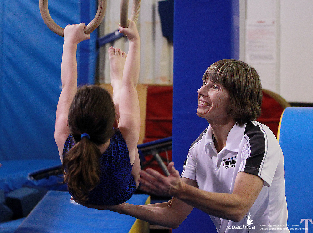 Coach/Entra&icirc;neure: Laurie Loh<br />