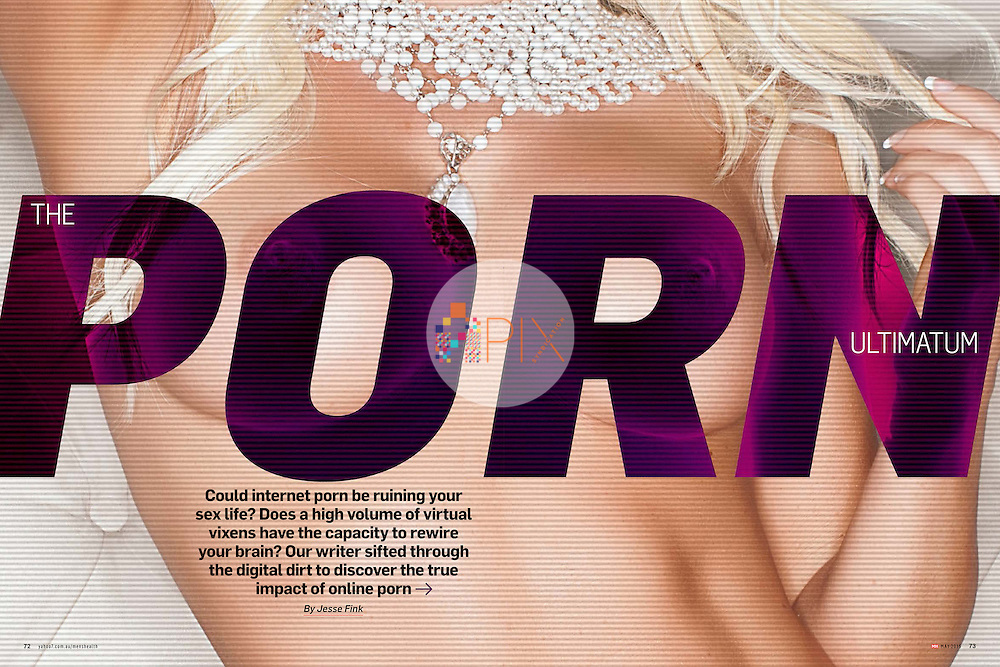 Fascinating article about the effect of pornography on your sex life, in the May 2015 issue of Men's Health magazine, Australia. <br /> <br /> The 6-page feature is Illustrated by images from our nude shoot with Colleen Shannon, which is model released for all uses:  https://www.apixsyndication.com/gallery/Colleen-Shannon-bedroom-nudes/G0000e4Dcg.a9YDw/C00007XkEAqpGFRY