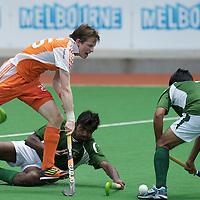 MELBOURNE - Champions Trophy men 2012<br /> Pakistan v Netherlands <br /> foto: Seve van Ass.<br /> FFU PRESS AGENCY COPYRIGHT FRANK UIJLENBROEK