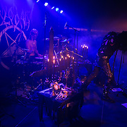 Blodarv. Bornhell, the first ever Black Metal music festival on the island of Bornholm.