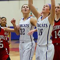 12-29-15 Berryville Holiday Hoops Berryville Girls vs Pocahonas