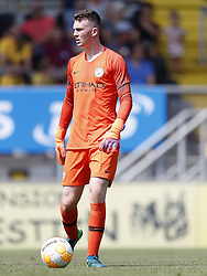 EDS Team Manchester City goalkeeper Tom Scott during the Pre-season Friendly match between NAC Breda and EDS Team Manchester City at Rat Verlegh stadium on August 04, 2018 in Breda, The Netherlands